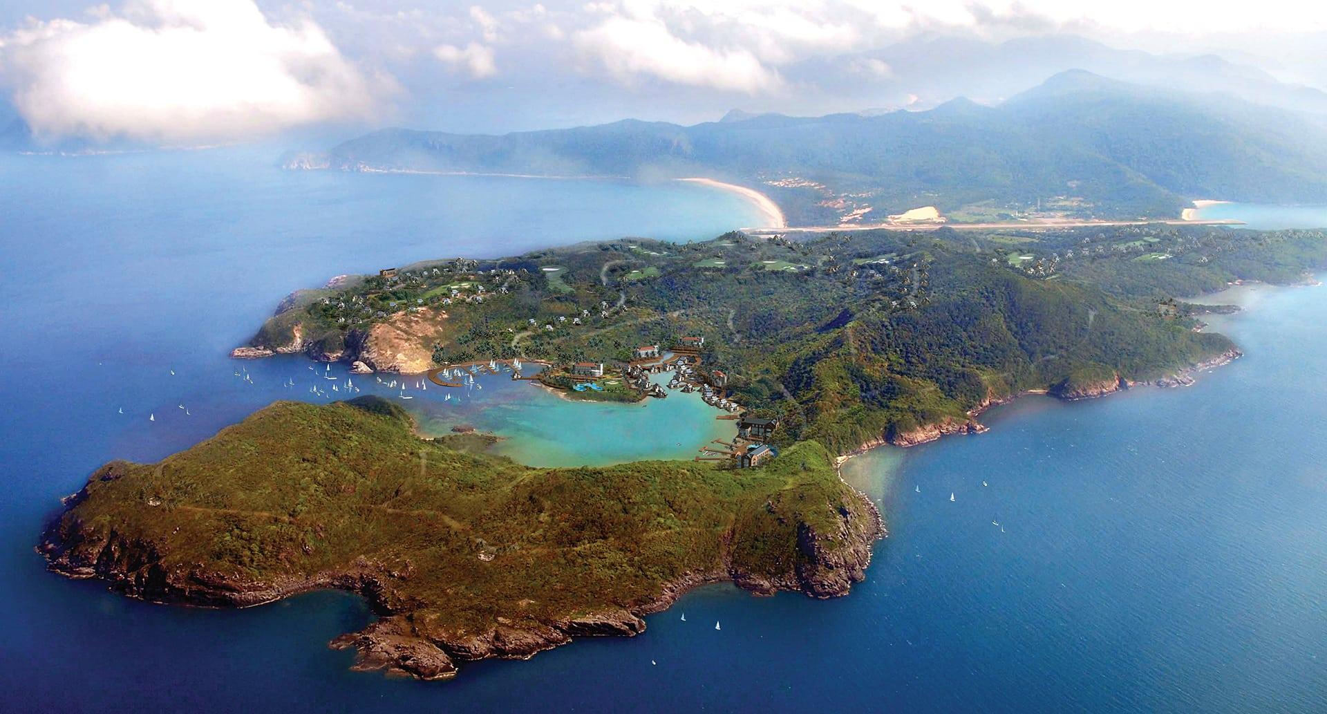 Великие острова Кон Дао
