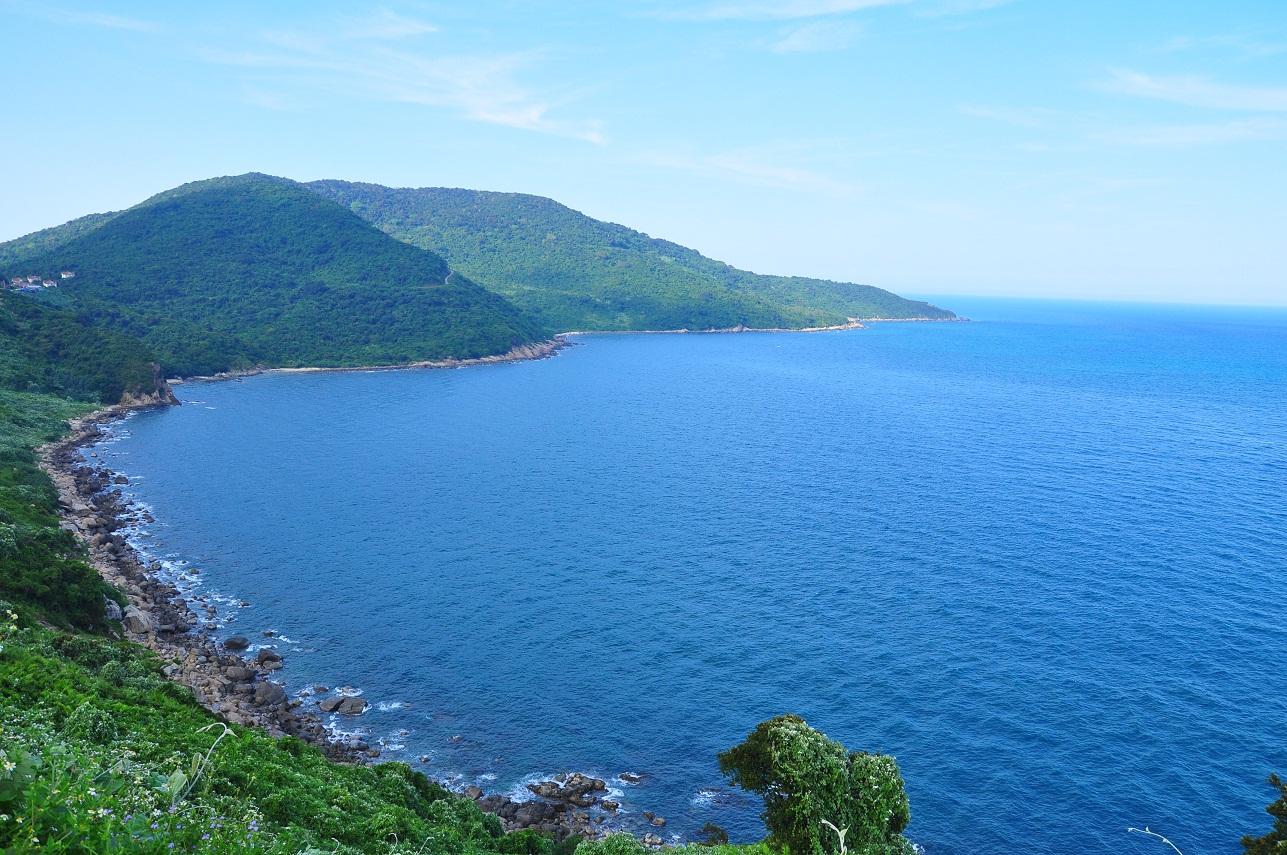 Так выглядит полуостров Нуи Son Tra