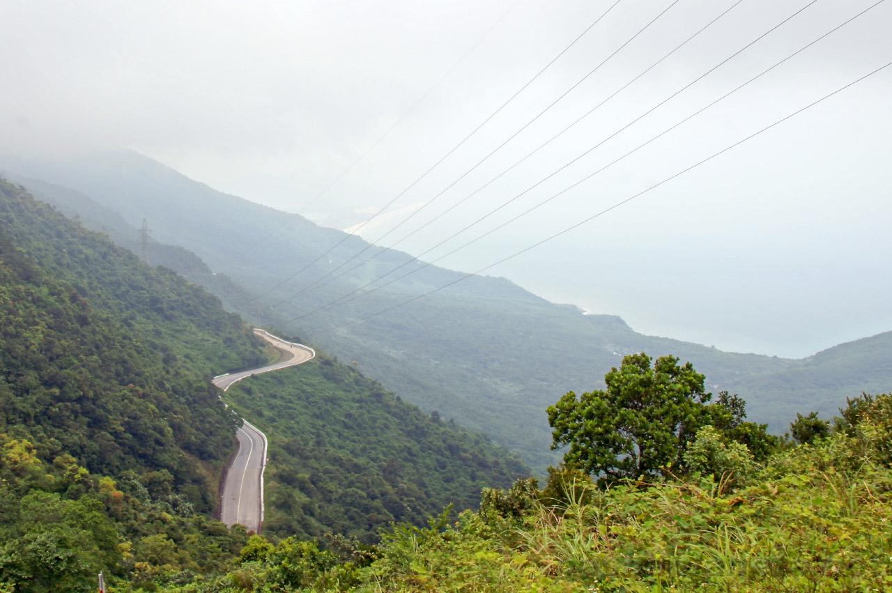 На фото перевал Хайван