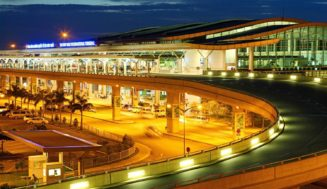 Обзор аэропорта в Хошимине
