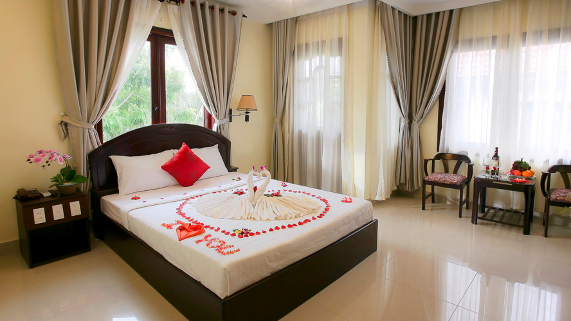 Номера в гостинице GM Doc Let Beach Resort Spa 4