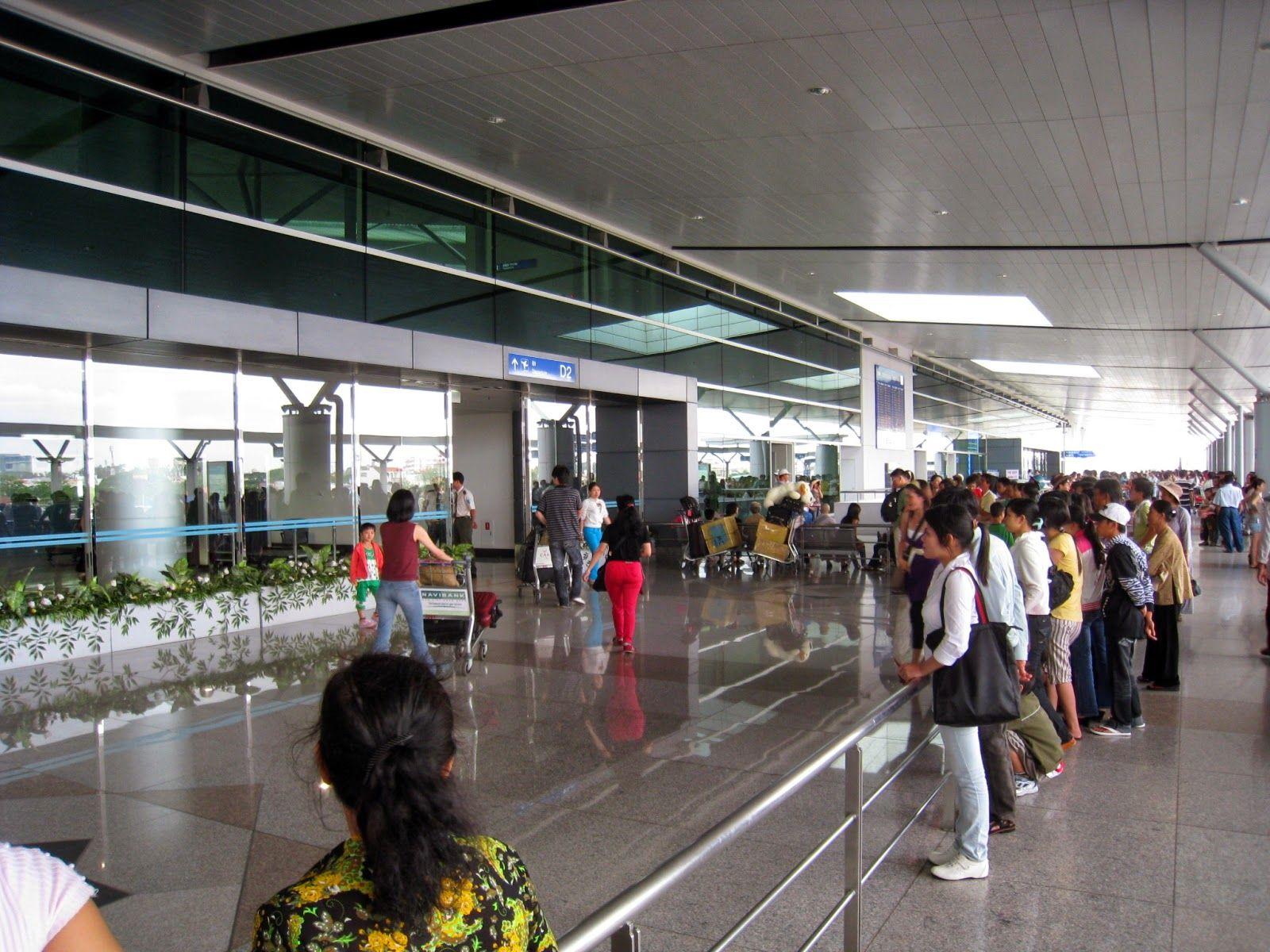 Отличительные особенности аэропорта в Хошимине