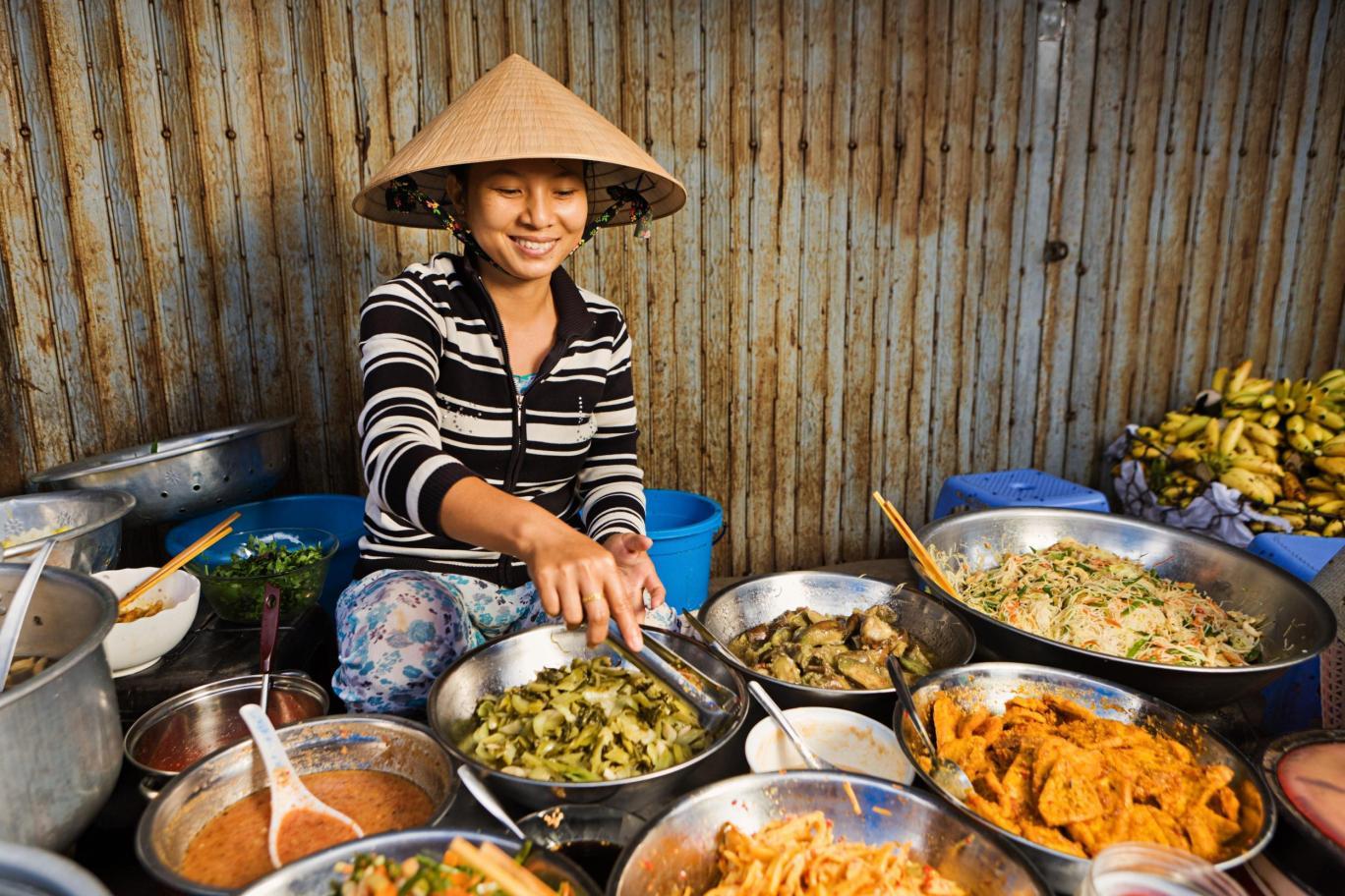 Особенности питания во Вьетнаме