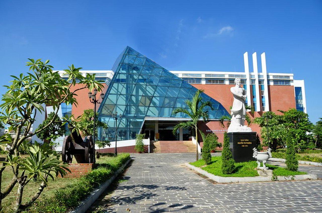 На фото Музей Дананга
