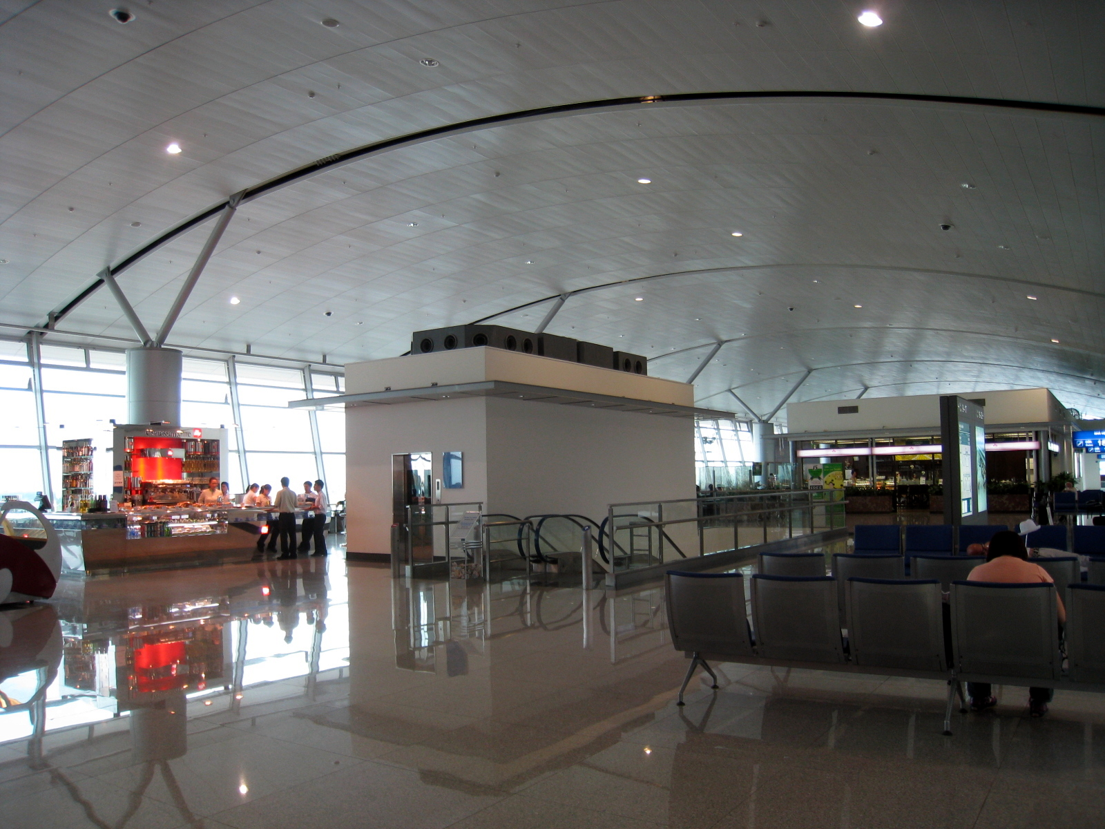 Местный терминал аэропорта Хошимина