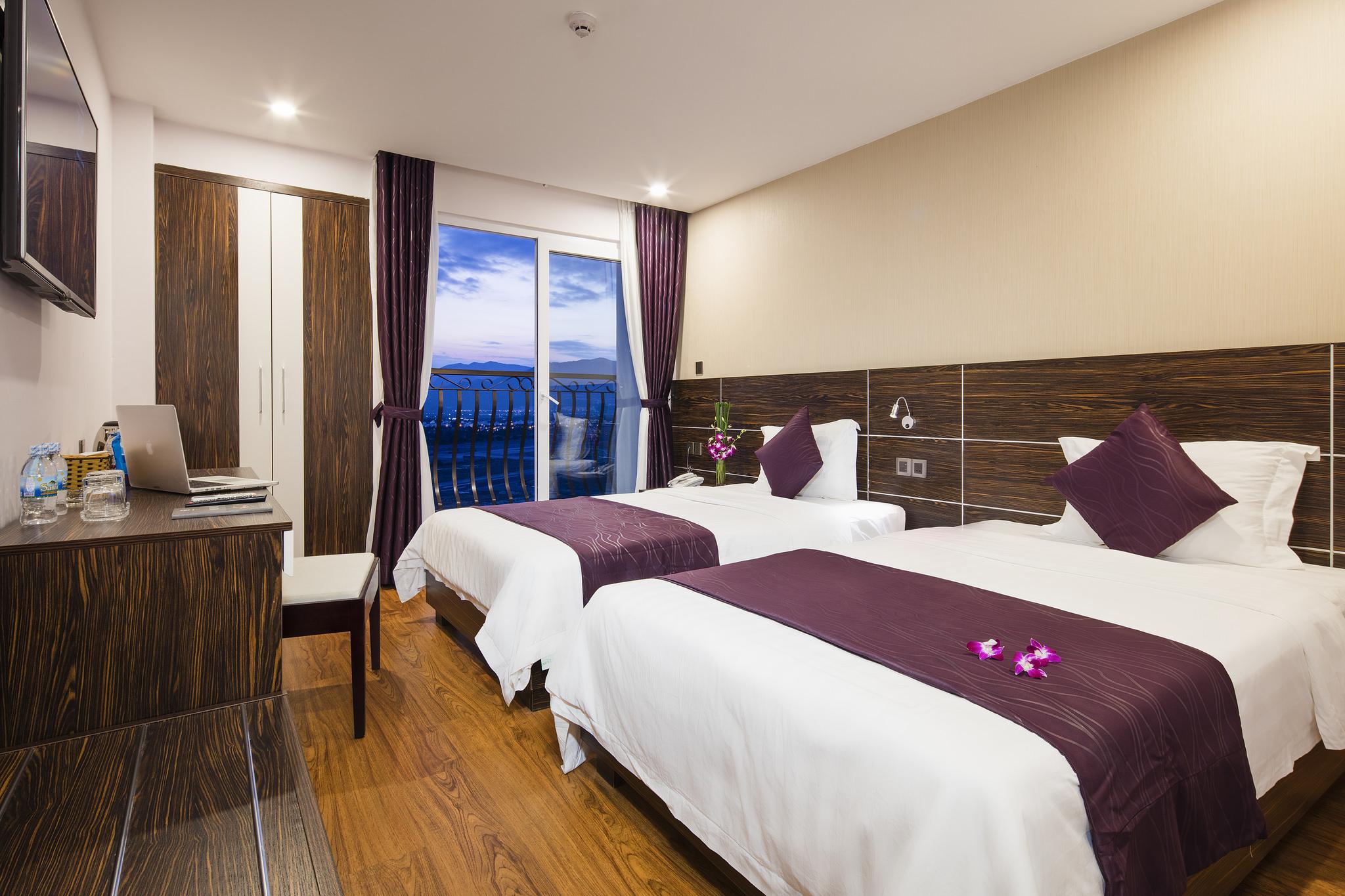 Номера в отеле Balcony Nha Trang Hotel