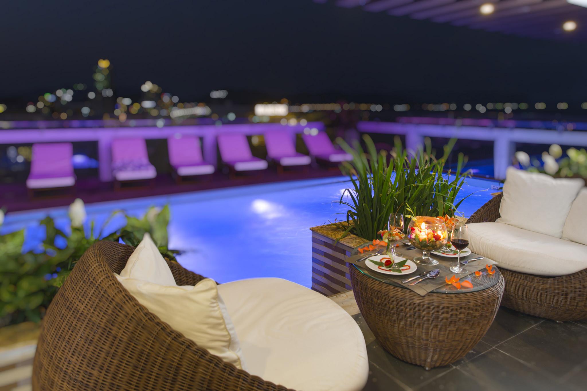 Питание в отеле Balcony Nha Trang Hotel
