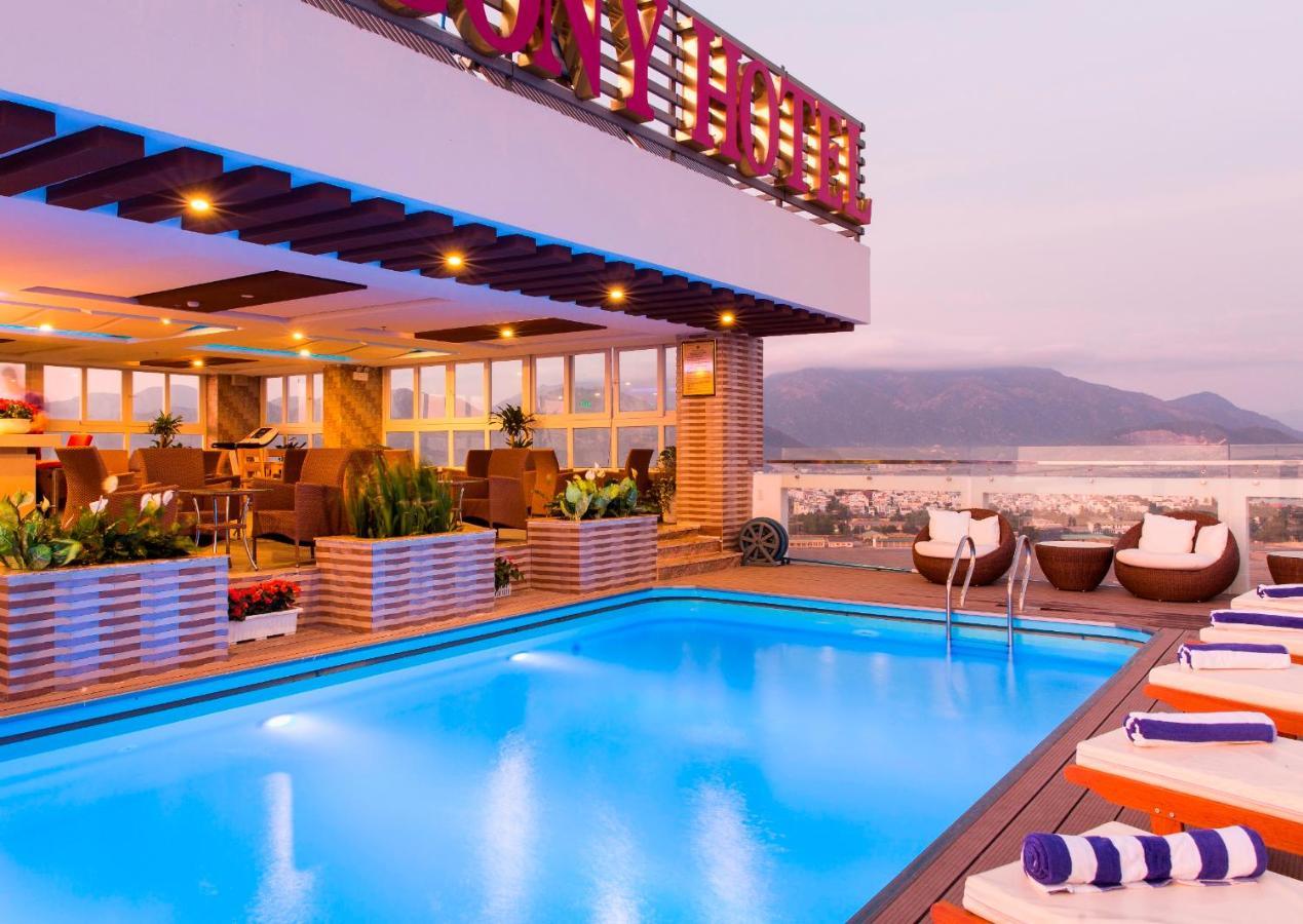 Отель Balcony Nha Trang Hotel