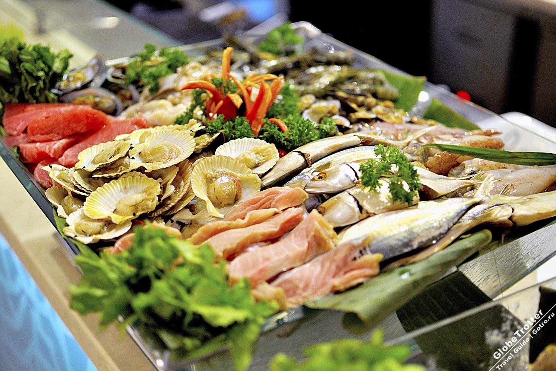 Мясные и рыбные продукты во Вьетнаме