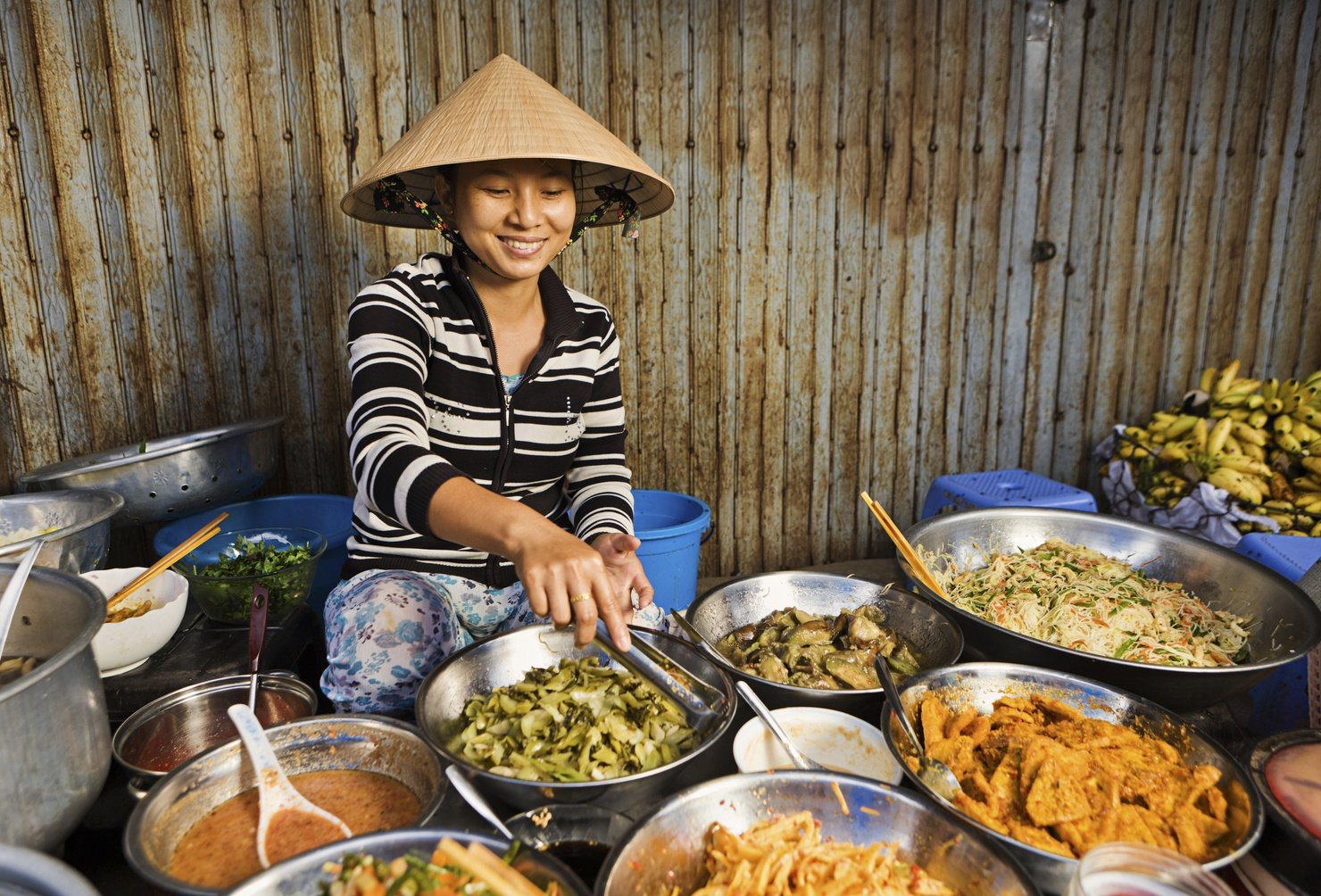 Стоимость питания в Тайланде