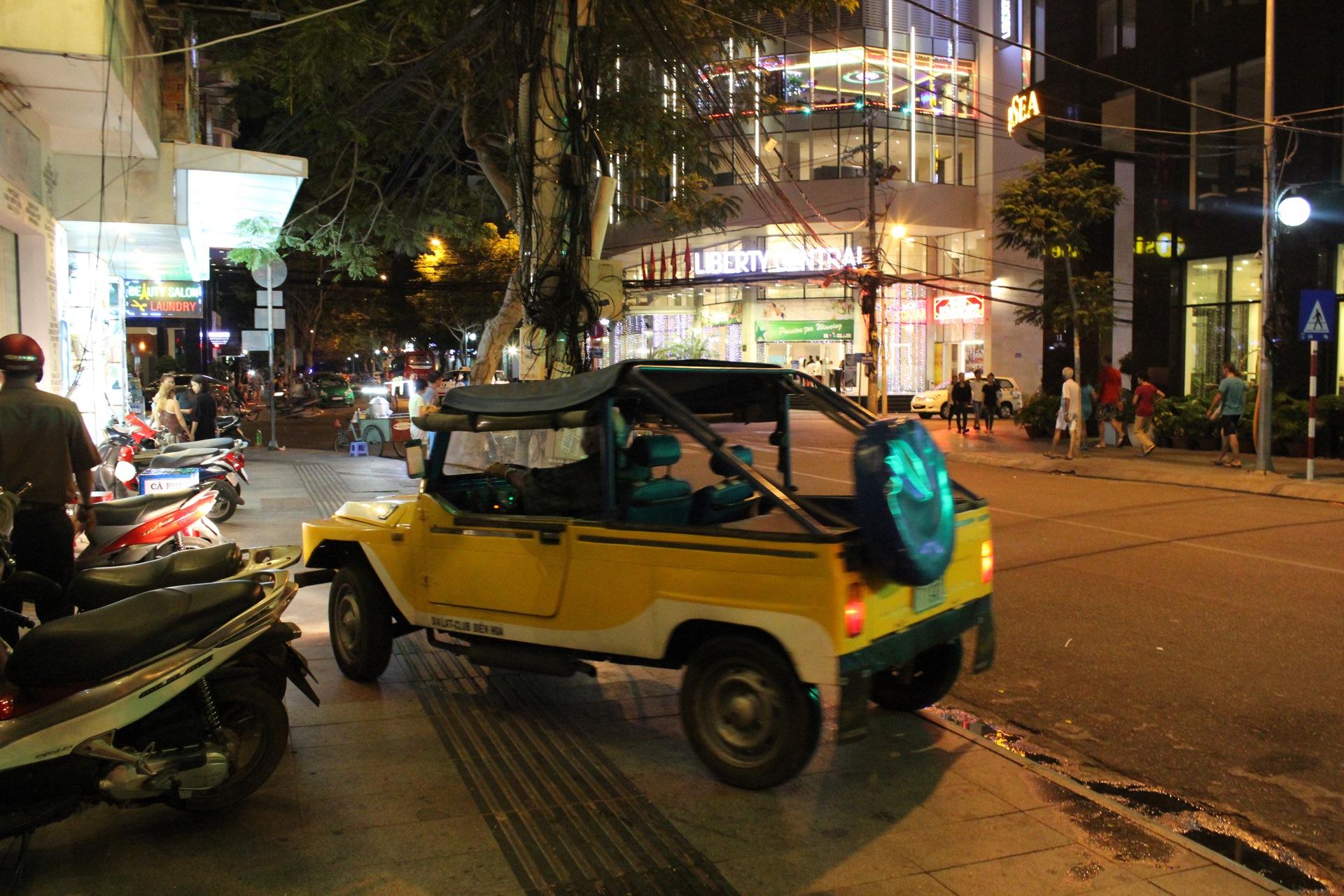 Автомобиль в Нячанг