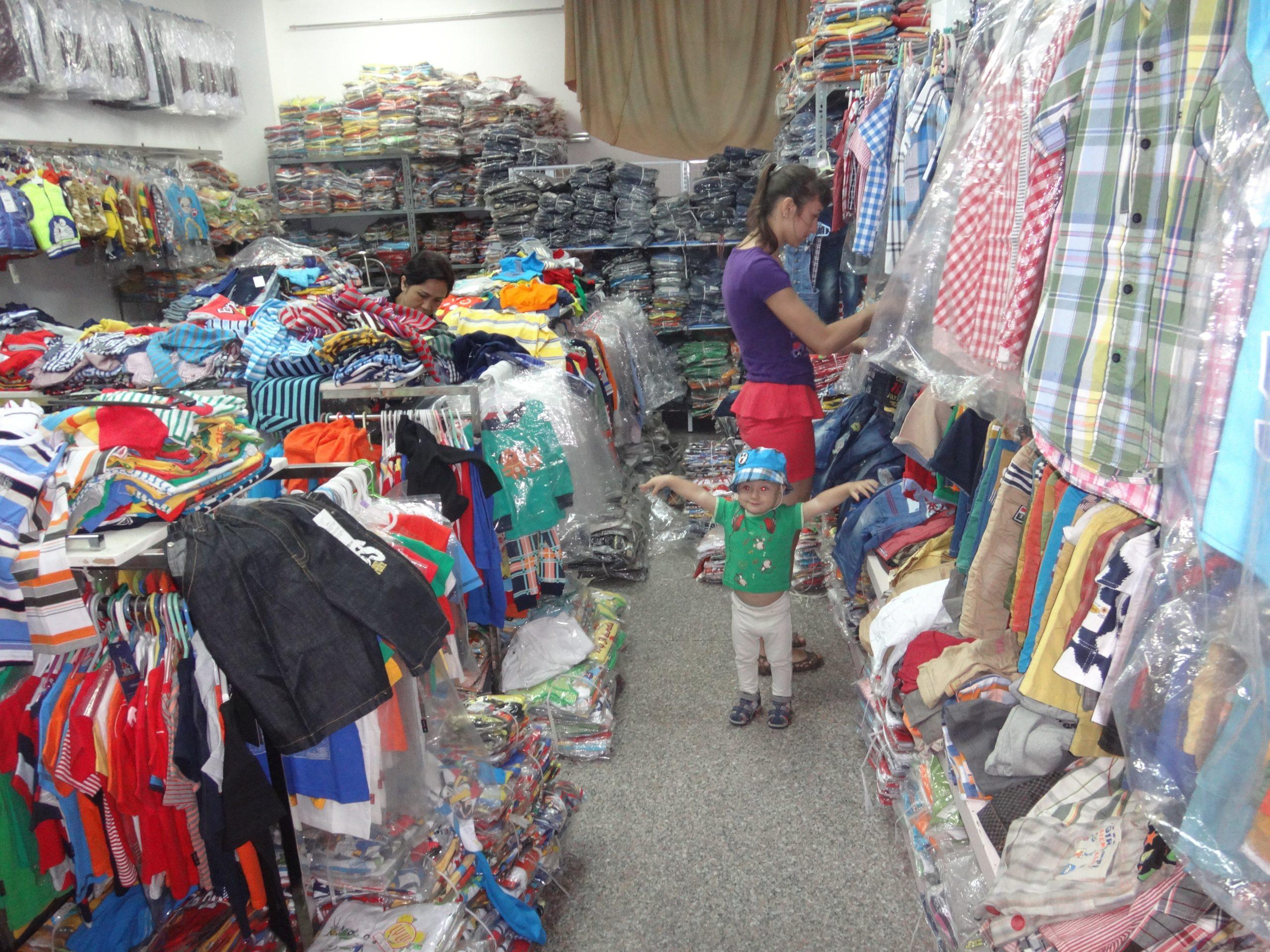 Одежда в Нячанг