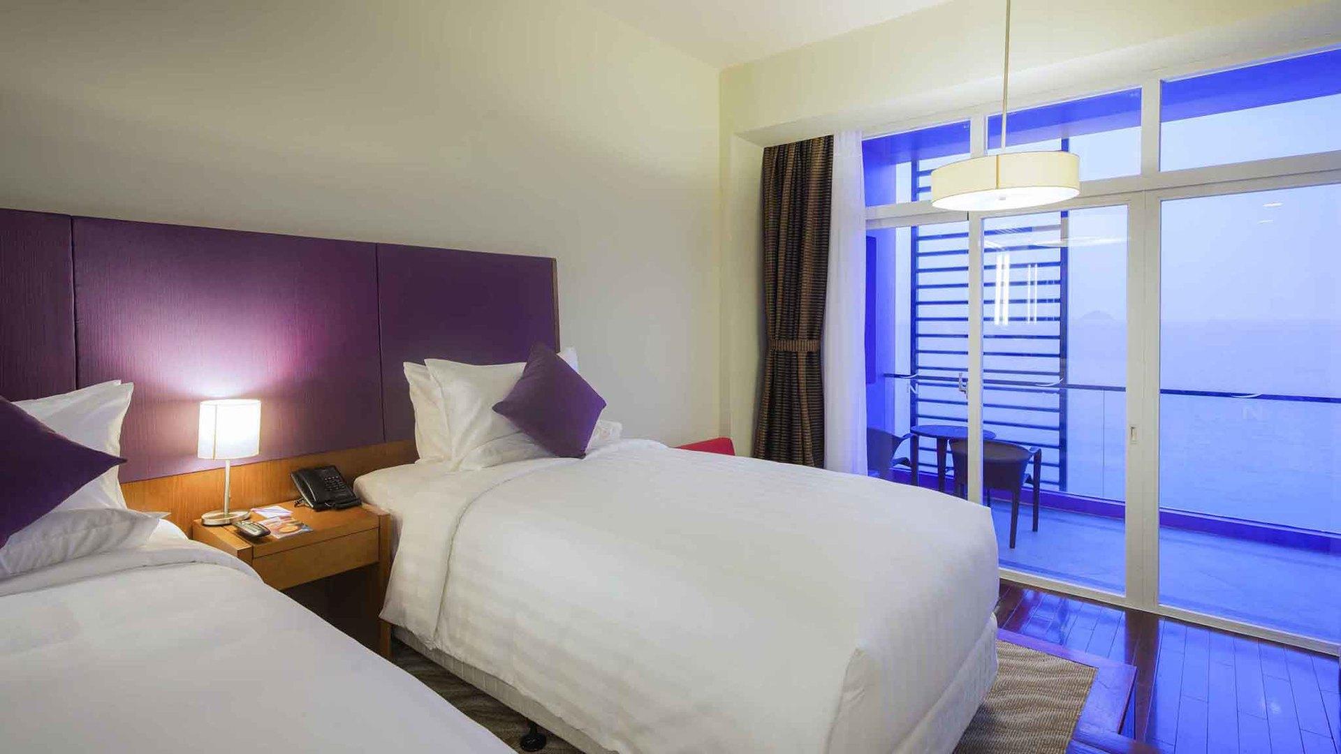 Номер отеля Hotel Novotel Nha Trang 4*