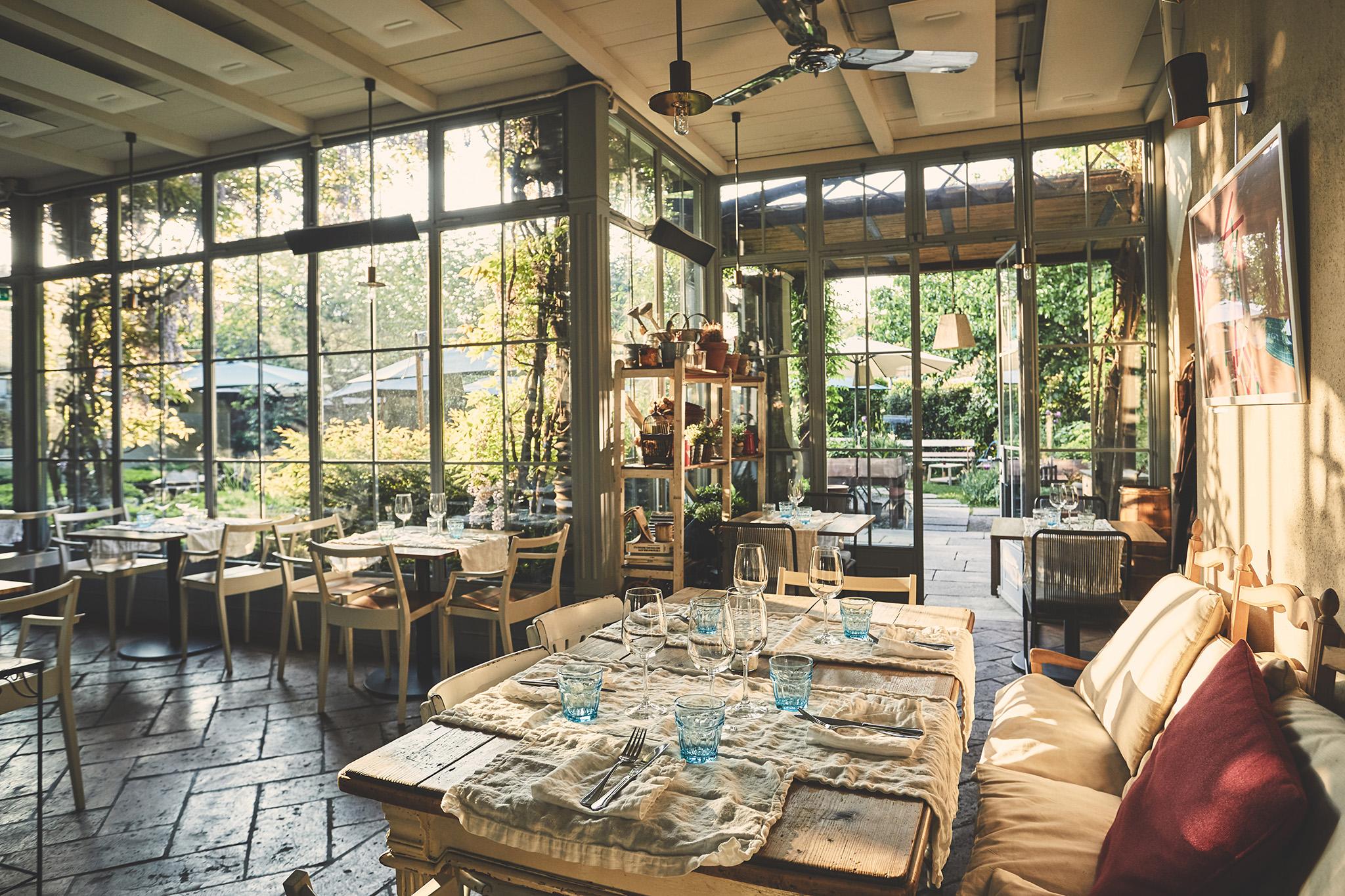 На фото ресторан Al Fresco's