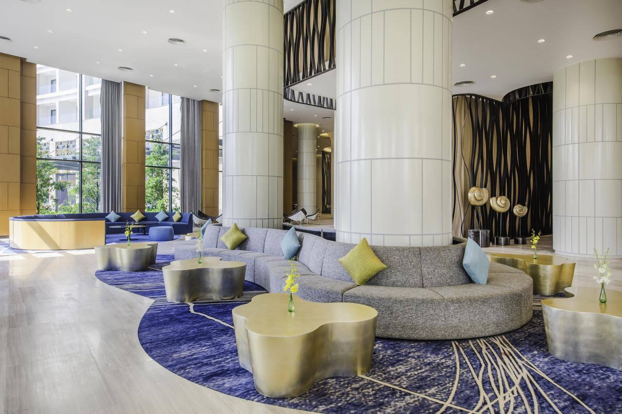 Так выглядит отель VinOasis Phu Quoc 5*