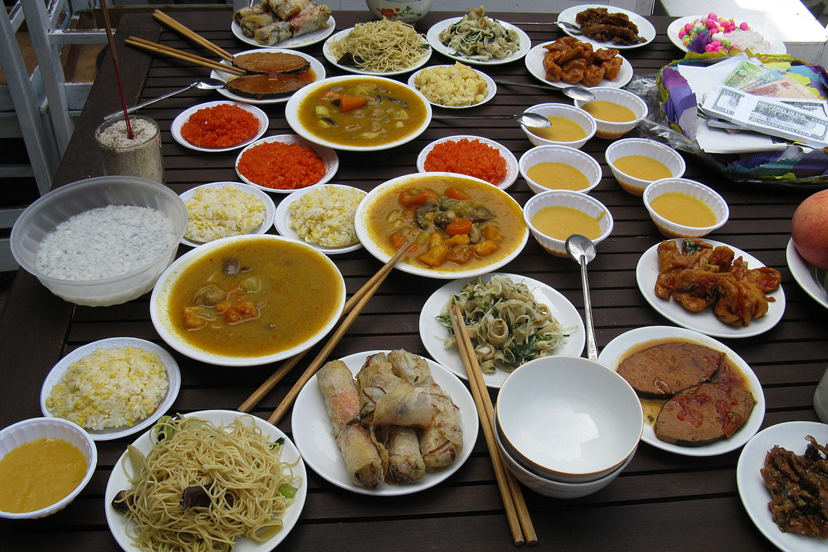 Сколько стоят продукты во Вьетнаме