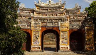 Достопримечательности города Хюэ