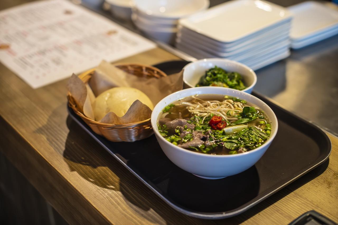 Вьетнамский ресторан Pho 24