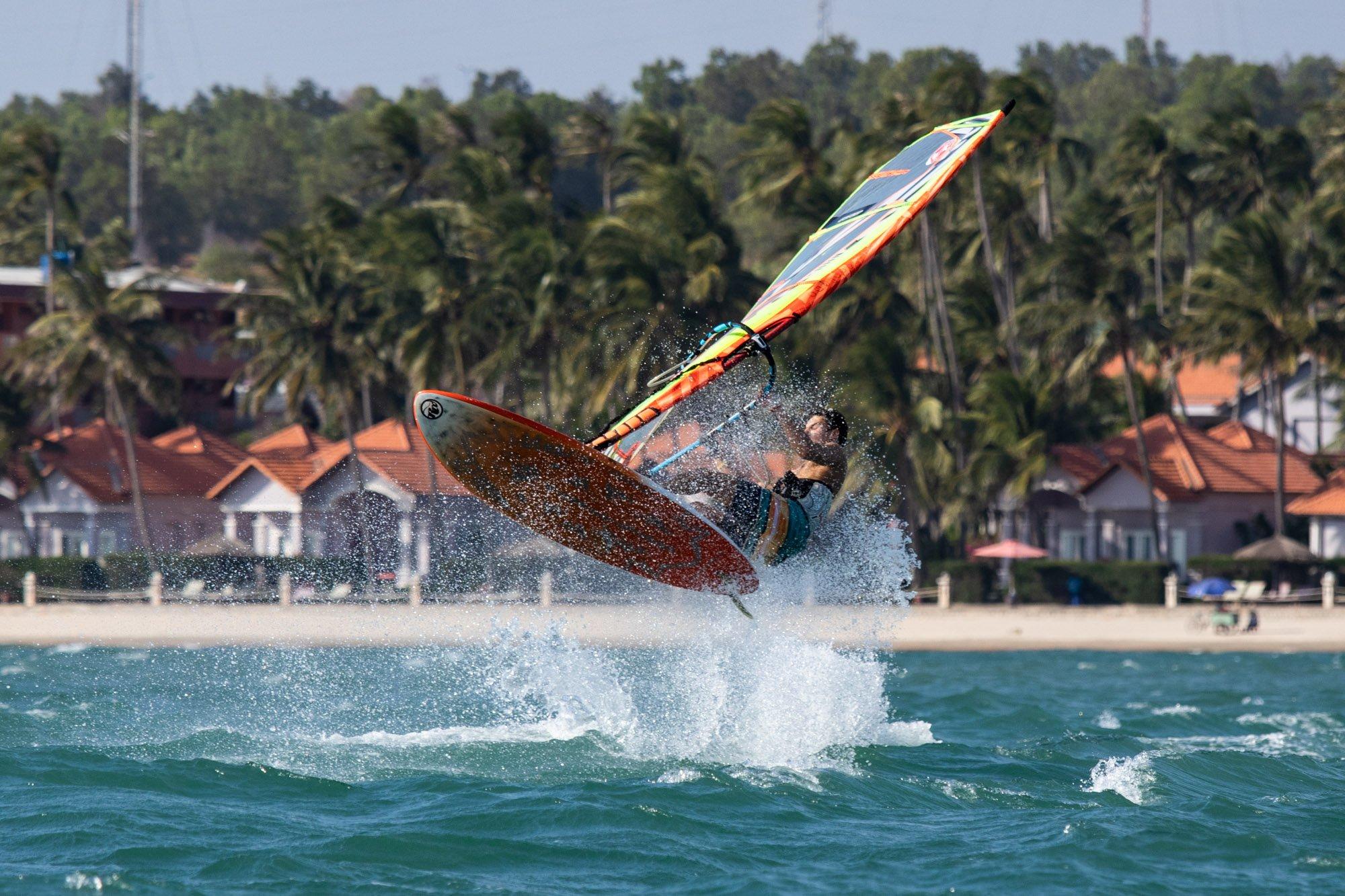 Пляжные и водные развлечения во Вьетнаме
