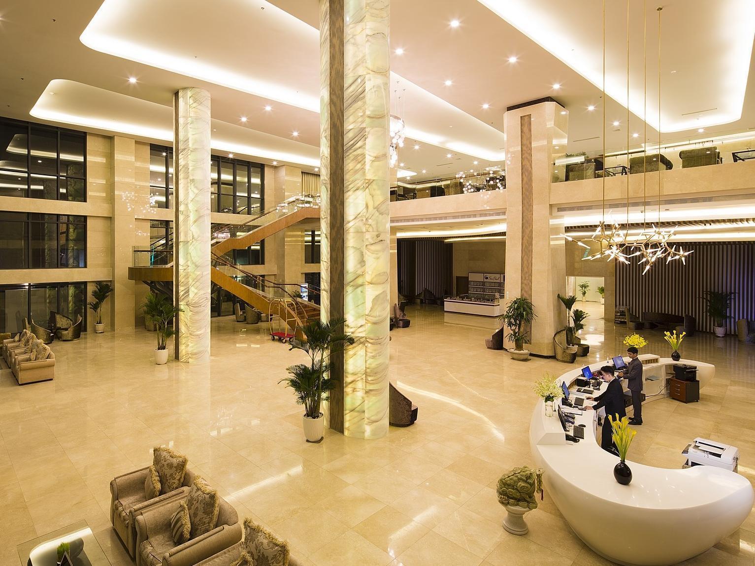 Фотография отеля Muong Thanh Luxury Nha Trang Hotel 5*