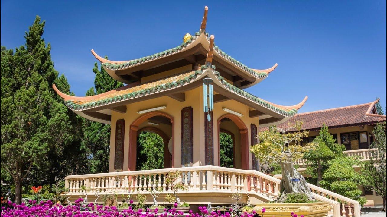 Фото буддийского храма