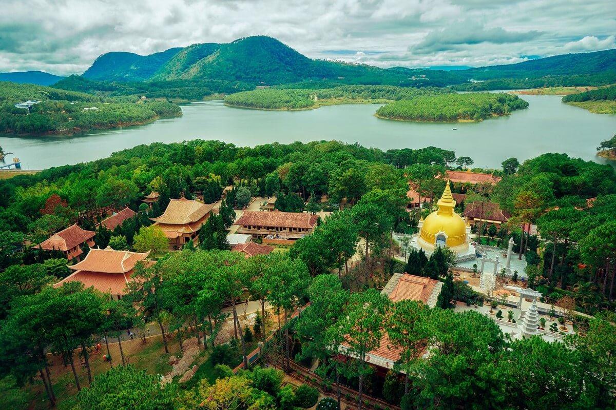 Фото Далата во Вьетнаме
