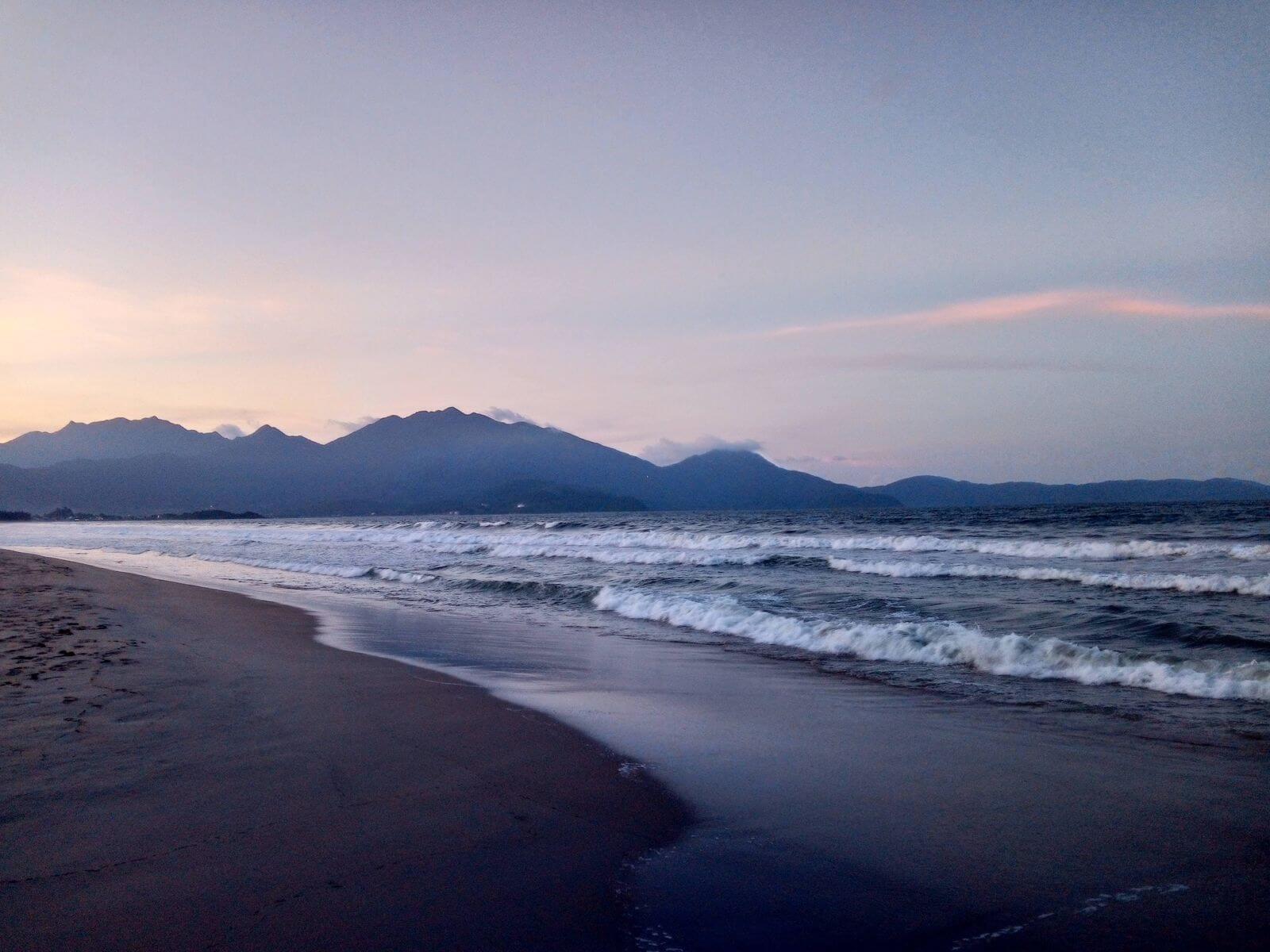 Фото Данангского залива