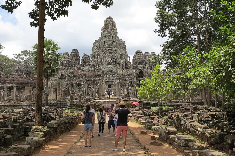 Фото храма Ангкор-Ват