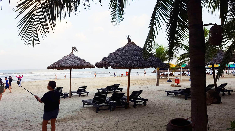 Фото пляжа Фамвандонг