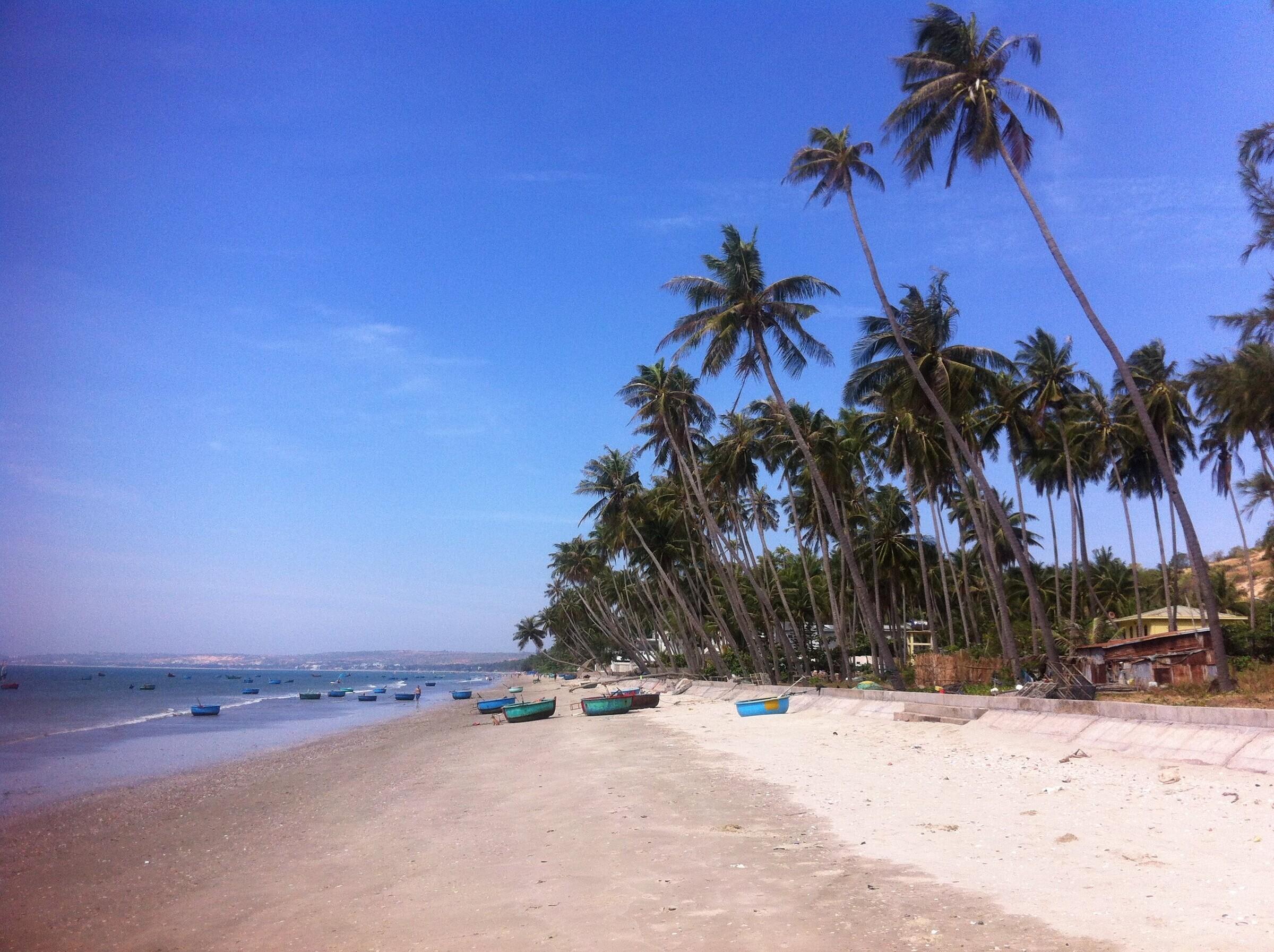 Фото пляжа Ham Tien