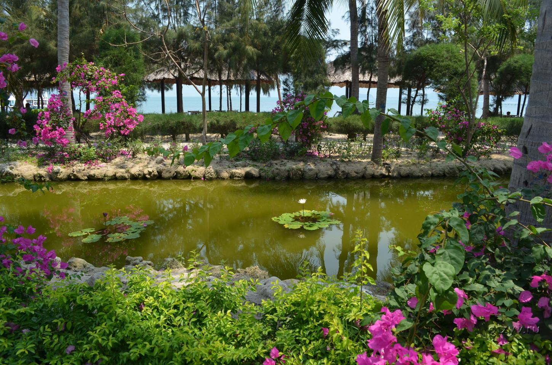 Фото острова Орхидей в Нячанге