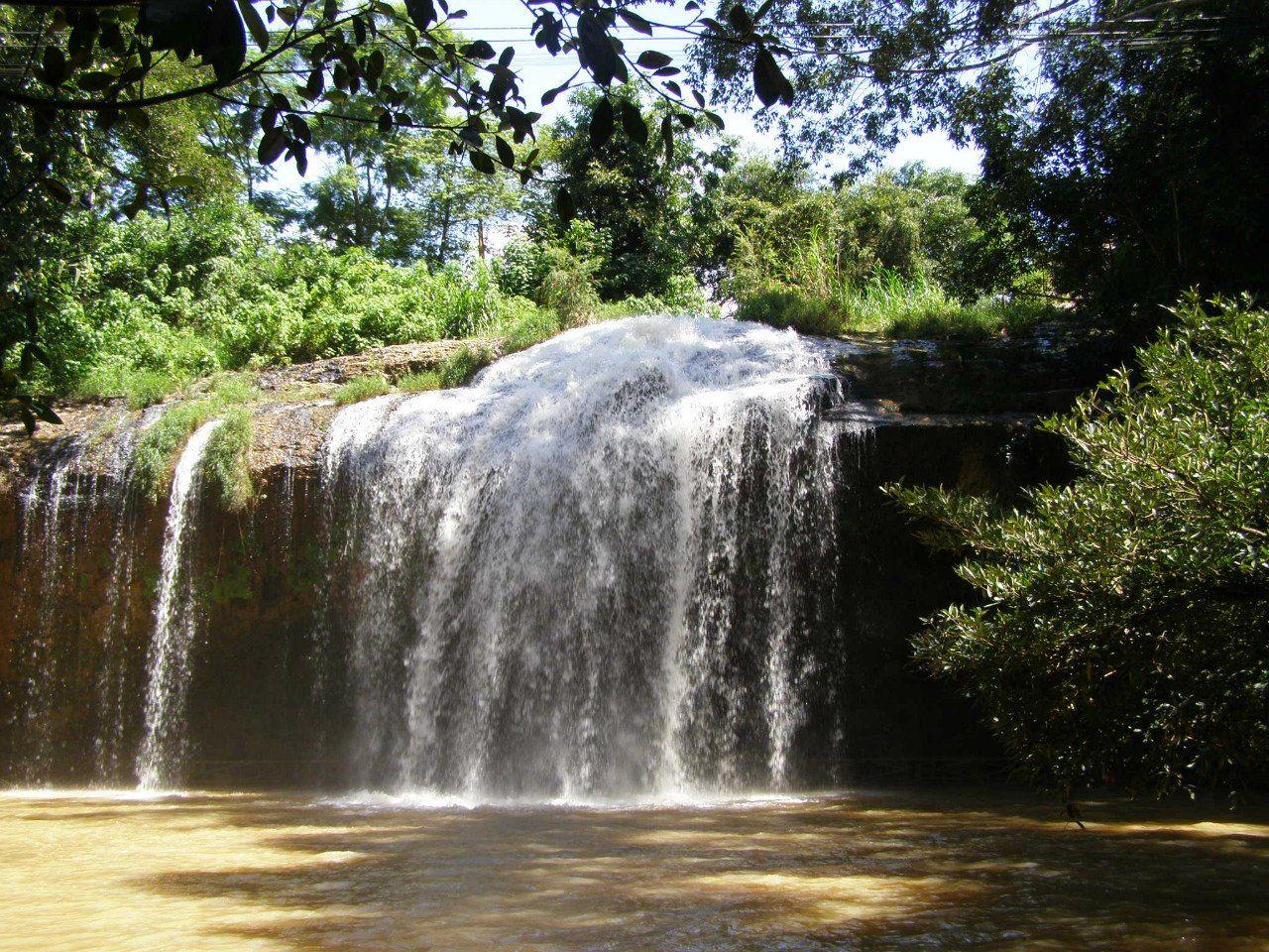 Фото водопада Пренн