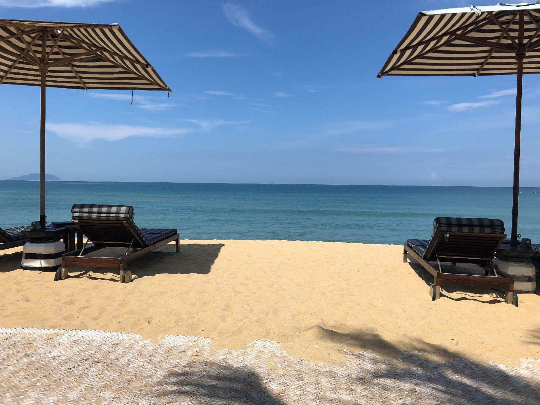 Фото пляжа Тхокуанг в Дананге