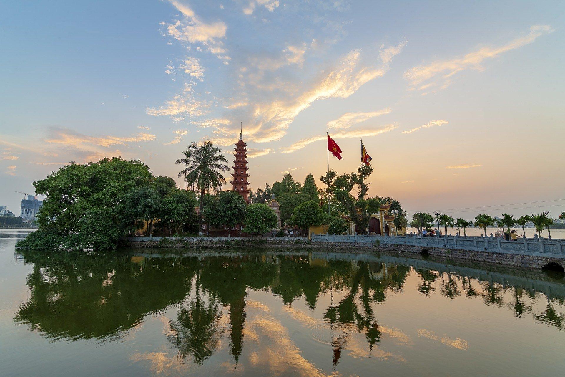 Фото Ханоя во Вьетнаме