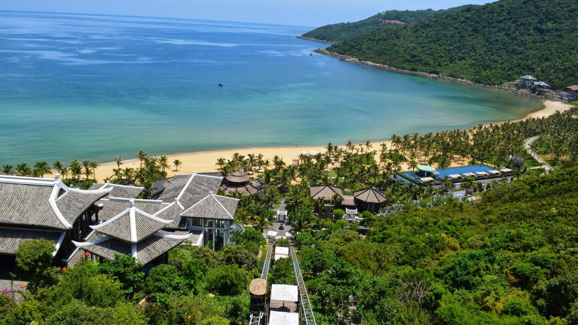 Фото курорта Дананг во Вьетнаме