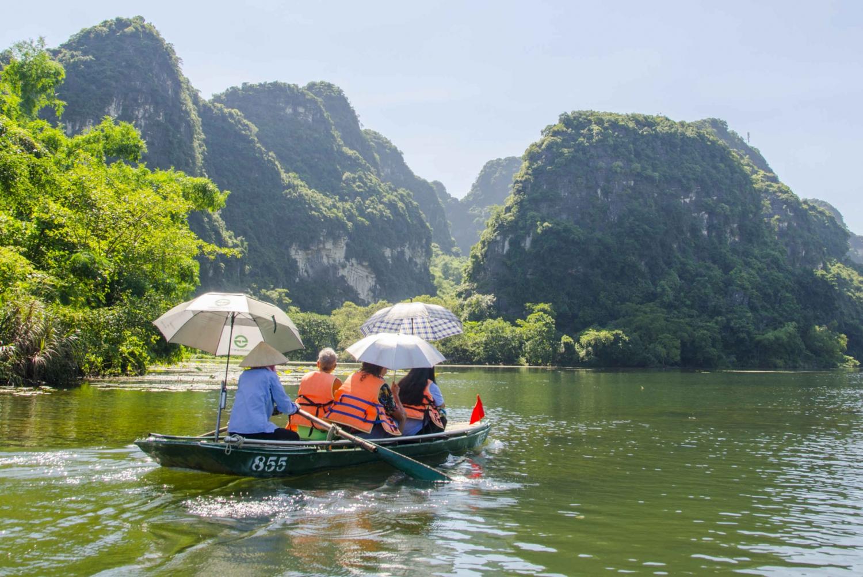 Фото туристов во Вьетнаме