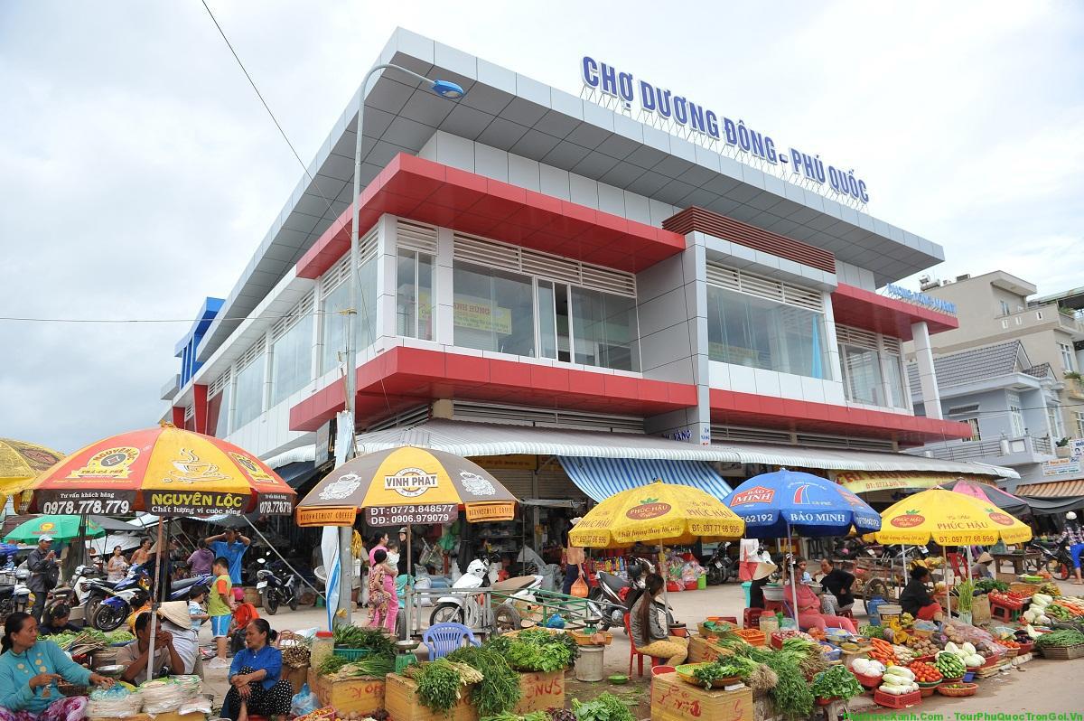 Фото рынка в Дуонг Данге