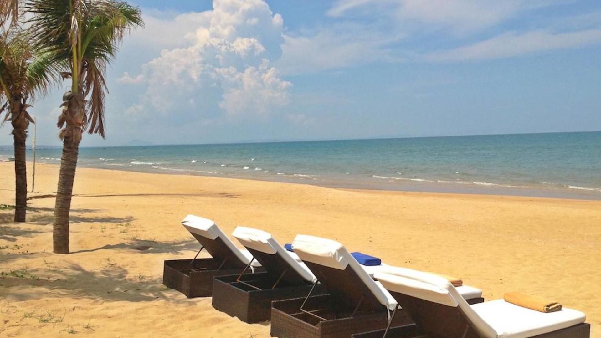 Фото пляжа Tien Thanh