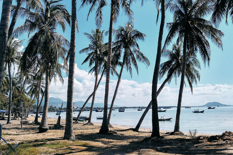Фото пляжа во Вьетнаме