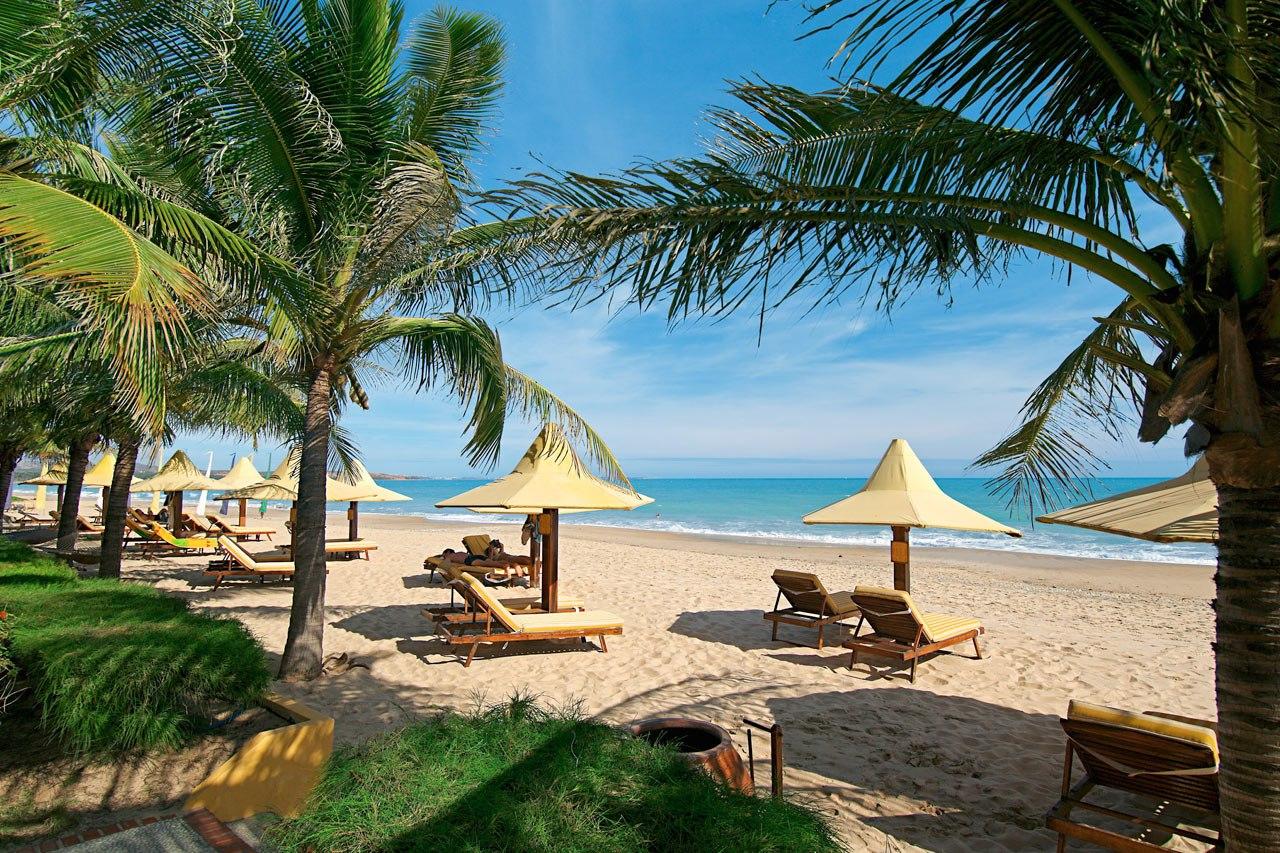 Фото пляжа Фантьет