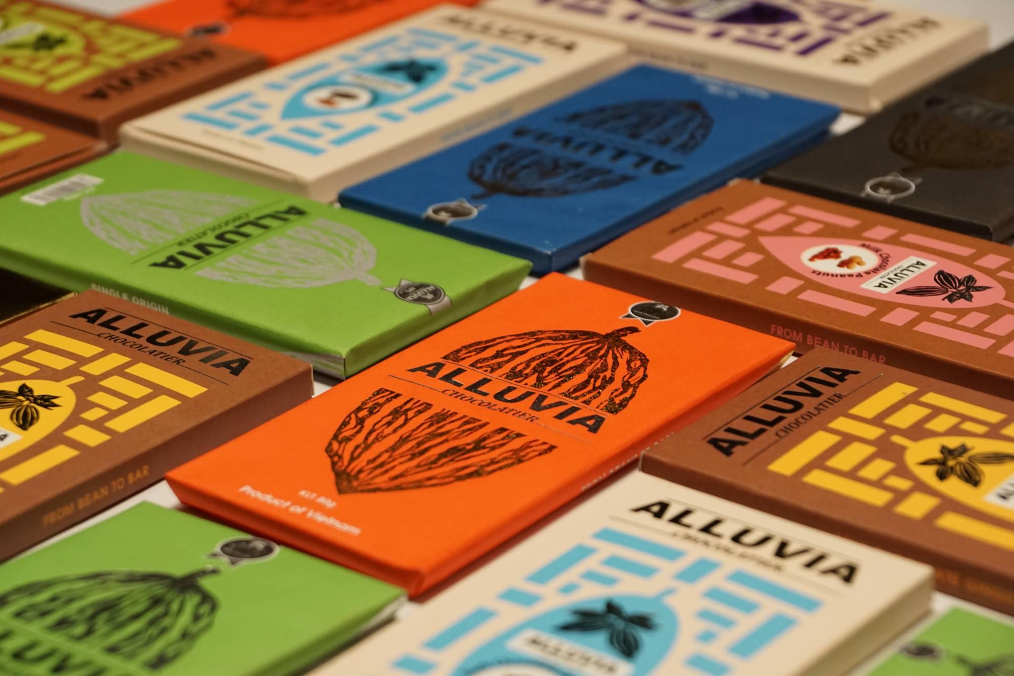 Alluvia Phu Quoc – местная шоколадная фабрика