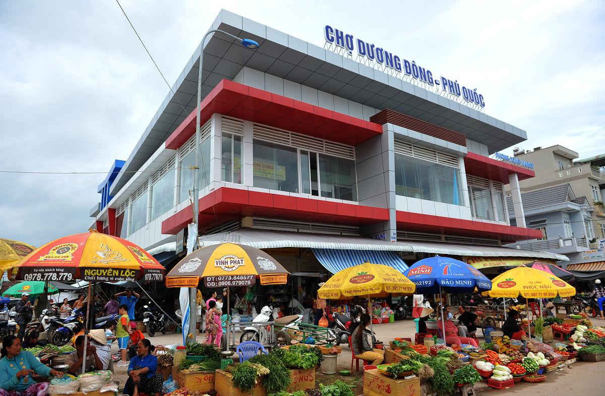 Рынок Дуонг Донг, Фукуок
