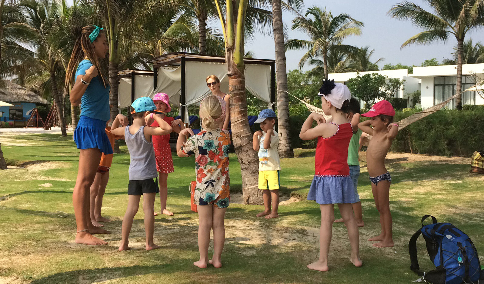Фото Cam Ranh Riviera Beach Resort & Spa