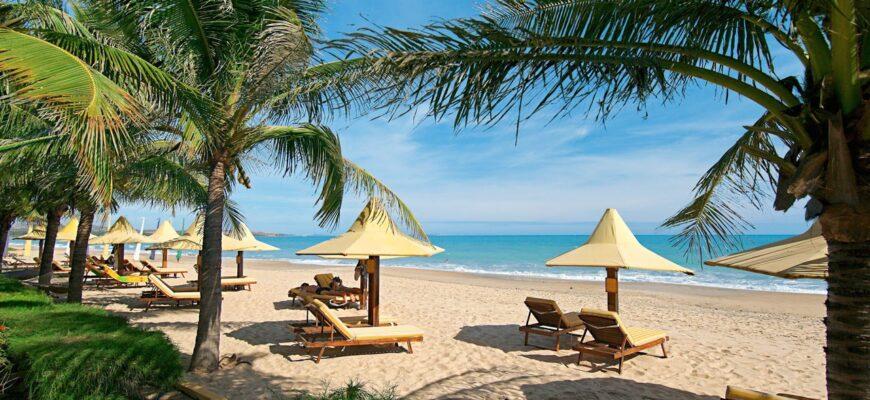 Фото пляжа в Фантьете