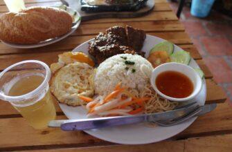 Фото национального блюда вьетнамцев