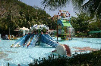 Фото отеля Нячанга с аквапарком