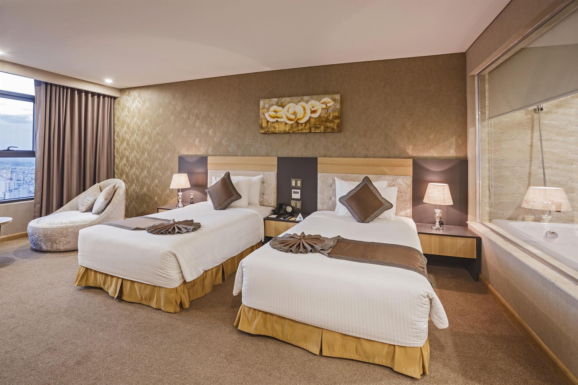 Фото Muong Thanh Luxury Nha Trang Hotel