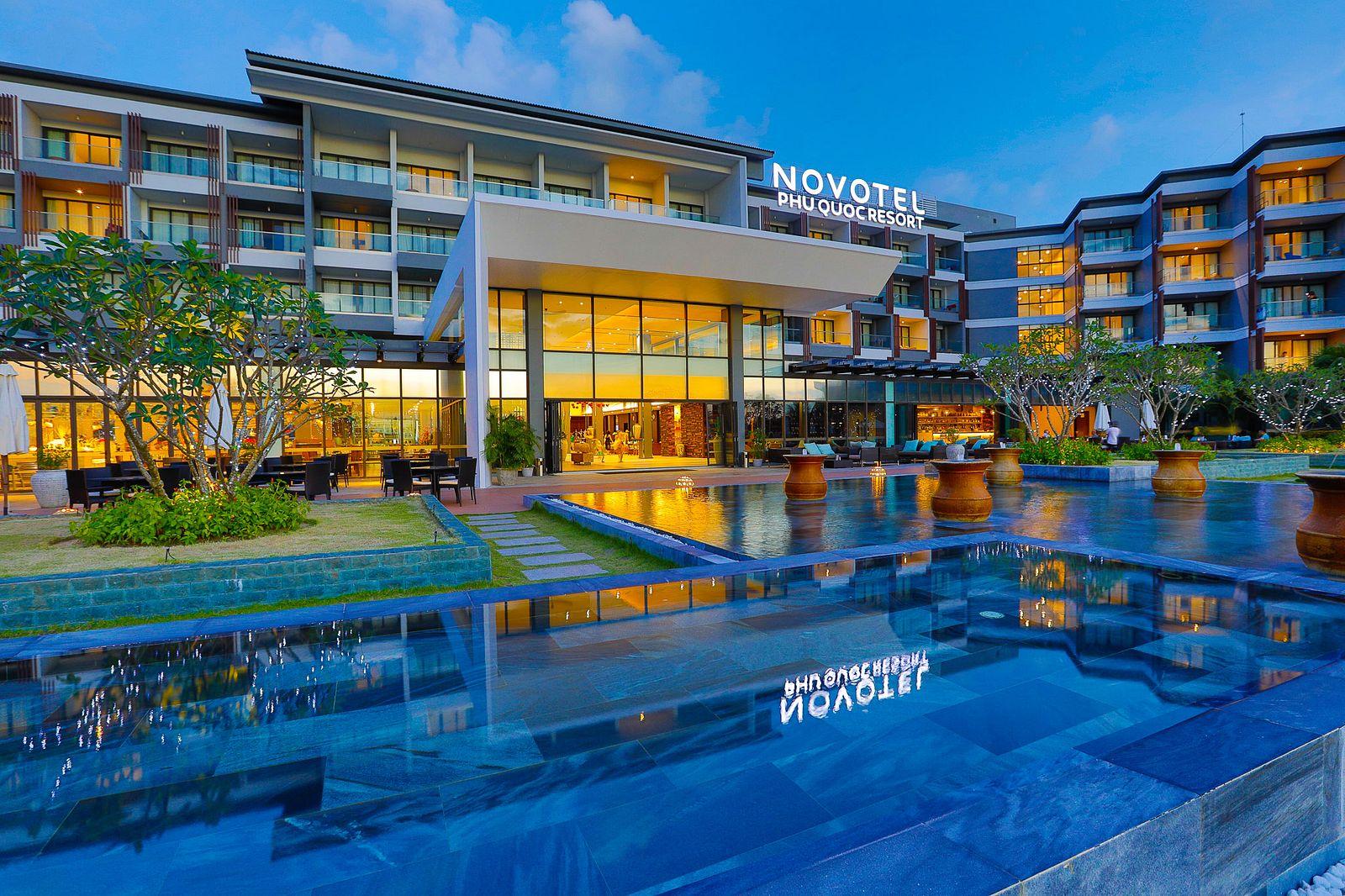 Фото Novotel Phu Quoc Resort