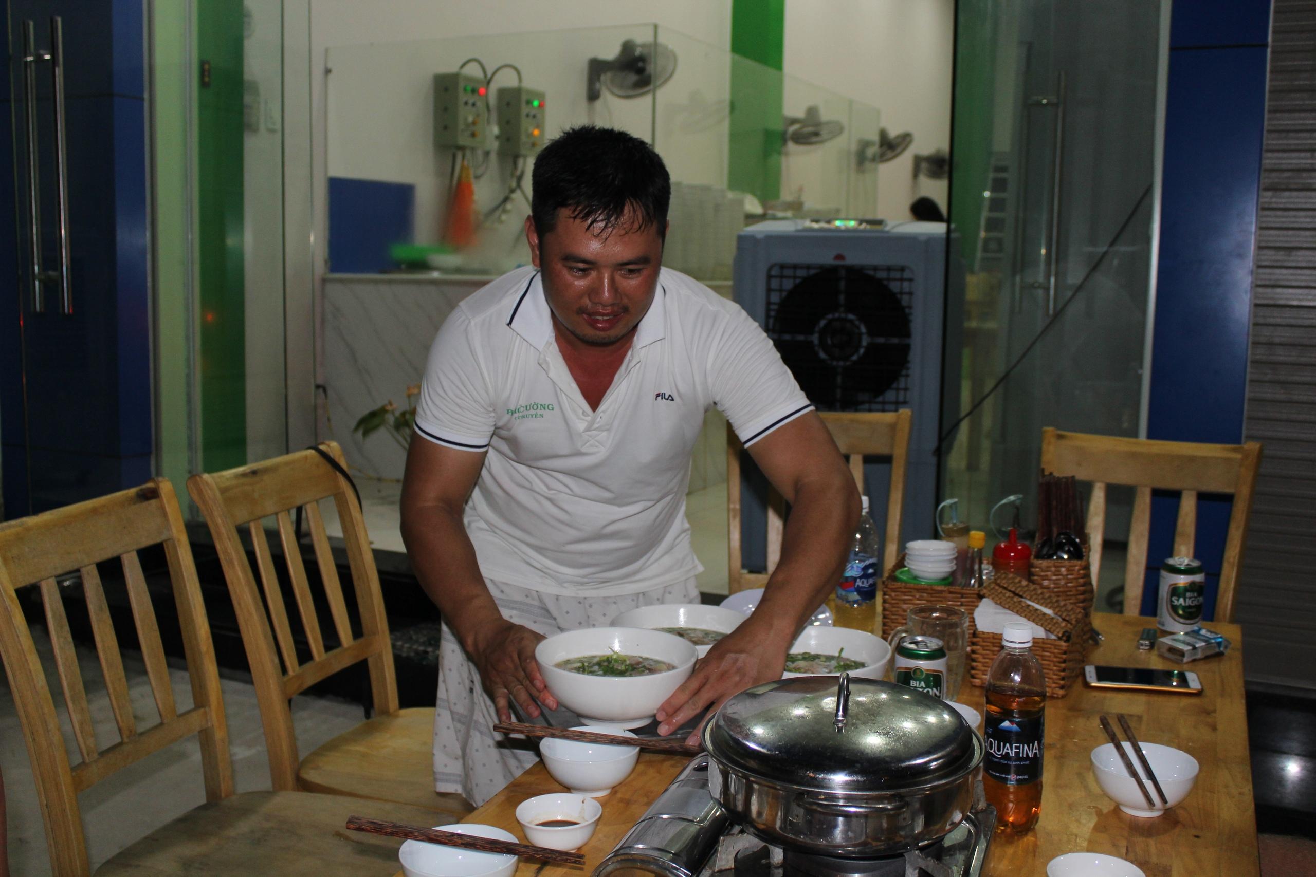 Фото вьетнамского кафе
