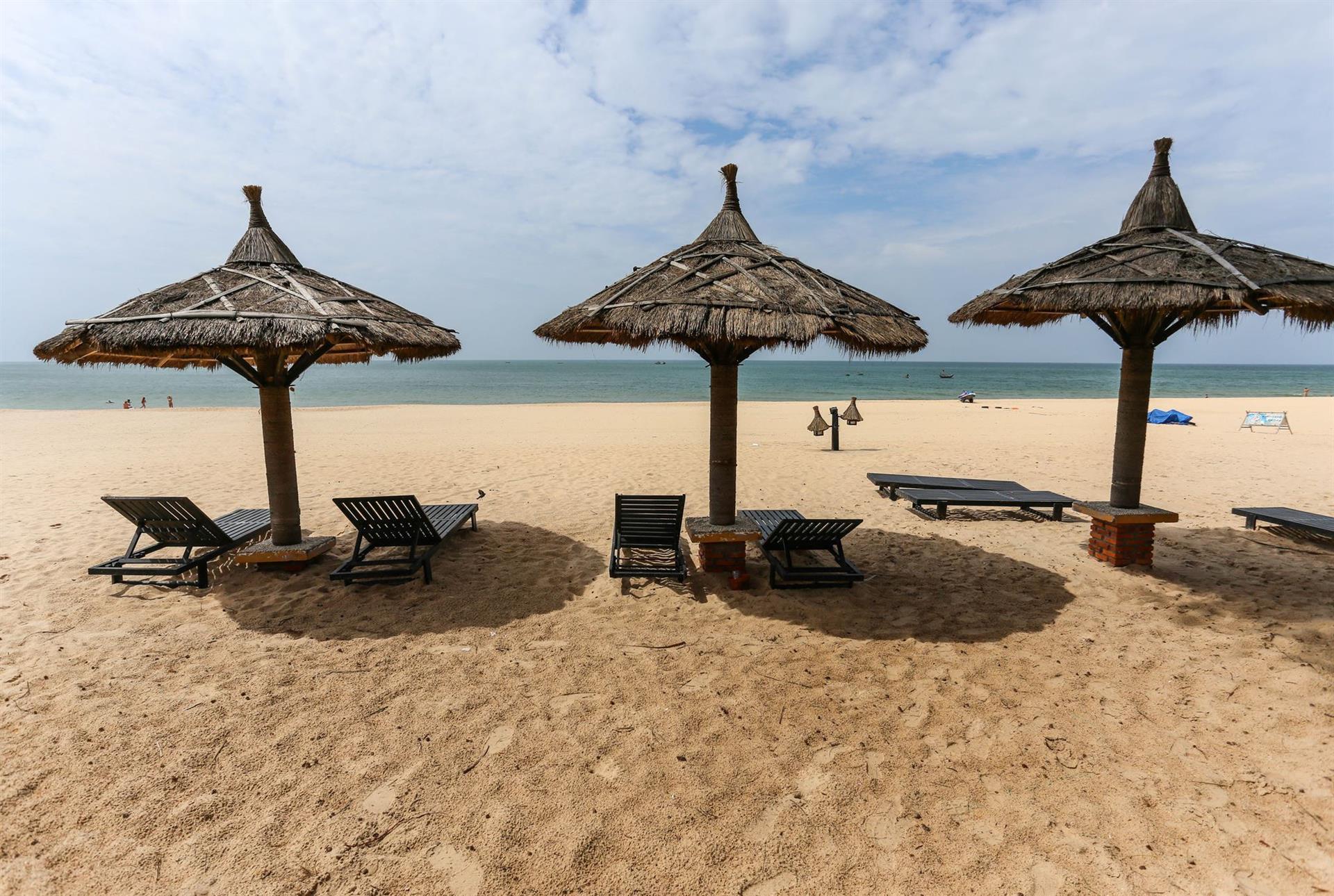 Фото пляжа Seahorse Resort Spa